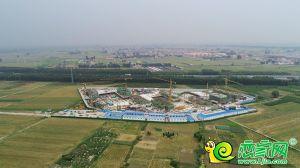 花溪谷沁园实景图(2020.6.29)