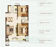 澤信云樾天著洋房-小高層79-140首付2成支持公積金