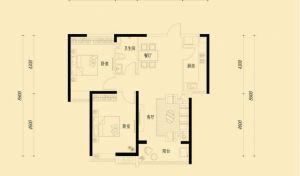 萬浩金百合北區全款包更名送地下室戶型好看房方便