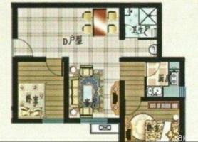 幸福馨苑3居室老证首付低总价低看房方便