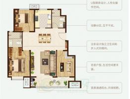 澤信云樾天著洋房-小高層79-140平首付2成可以公積金貸款