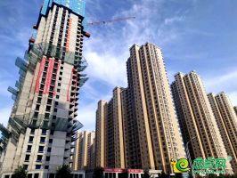 汉成华都1号楼实景图(2020.7.03)