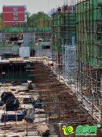 百二生活区工程实景(2020.7.03)