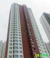 和润嘉园1号楼实景图(2020.07.15)