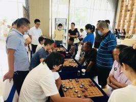 泽信物业丨泽信社区邯郸区域首届象棋比赛圆满落幕!