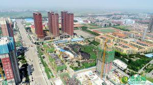创宇观湖实景图(2020.8.2)