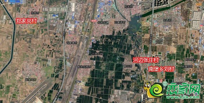 东区又征地了!6个村庄949亩土地,用于住宅、商业、教育等