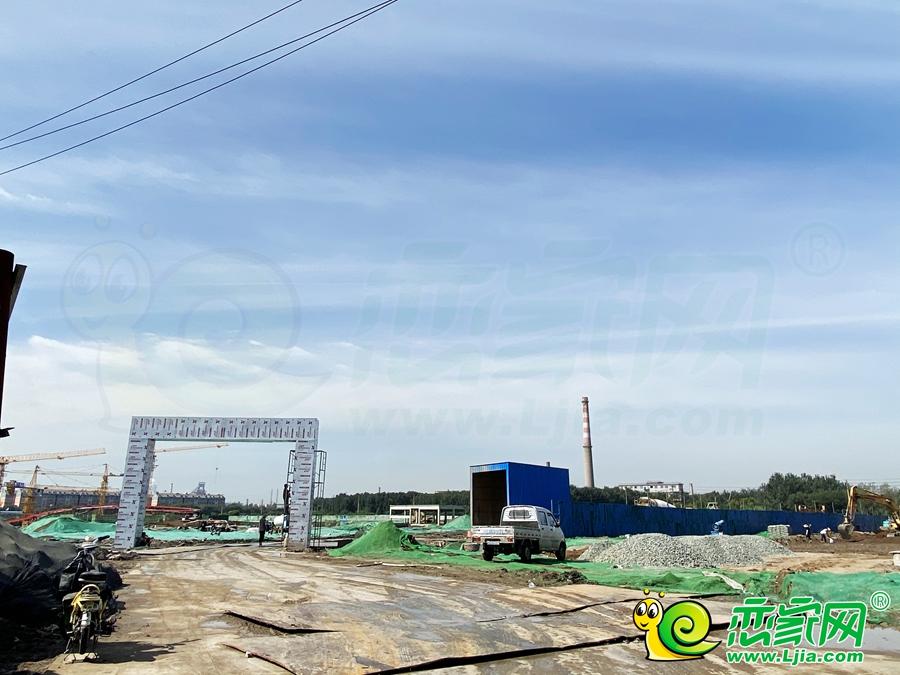 美的锦观城实景图(2020.09.08)