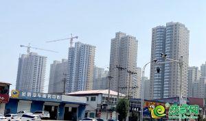汉成华都实景图(2020.9.9)