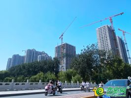 国瑞瑞城实景图(2020.9.19)