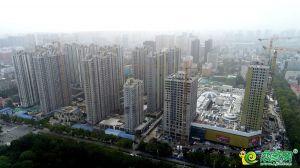 国瑞瑞城实景图(2020.9.25)