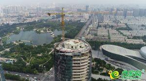 环球中心实景图(2020.10.05)