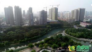 国瑞瑞城实景图(2020.10.08)