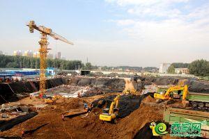 碧桂园·雍华府工程进度(2020.10.17)