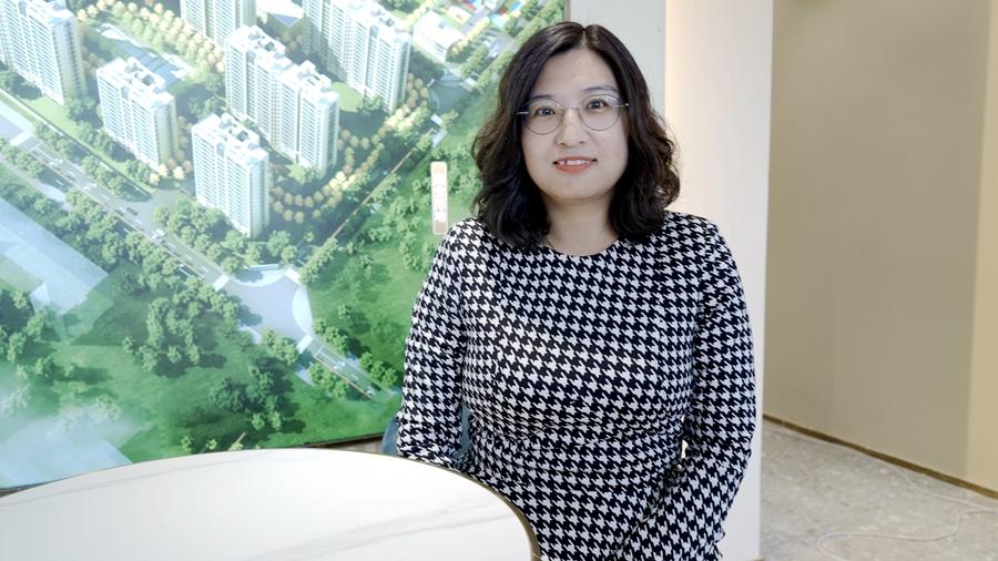 地产人物访谈:红星·檀樾销售经理王丽伟