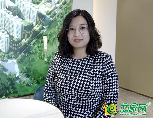 【地产人物】恋家网专访红星·檀樾销售经理王丽伟
