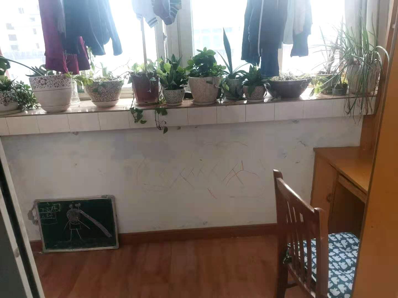 邯山區實驗小學片內,南北通透兩居室,可貸款
