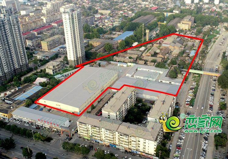 泽信地产进驻千赢国际客户端,3.3亿竞得物资仓库55亩地块