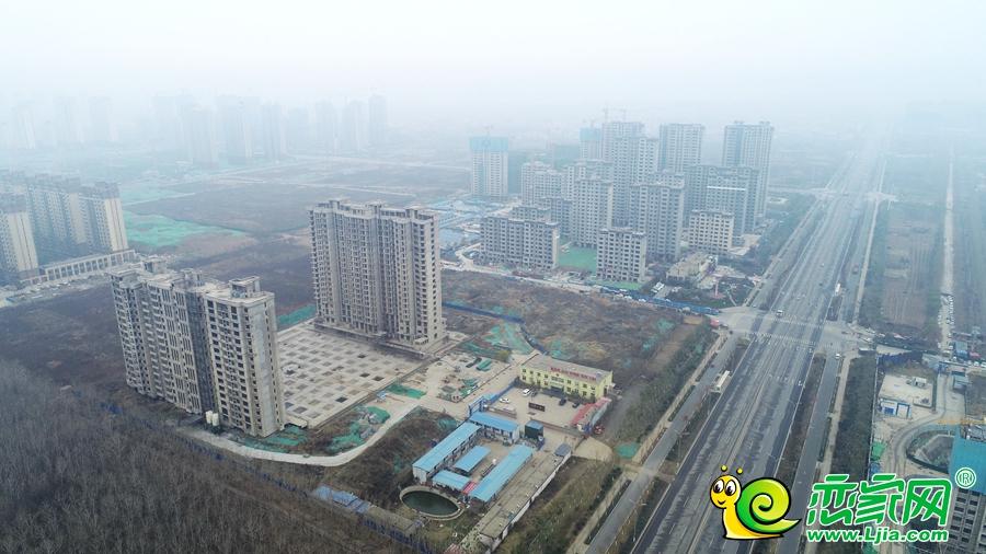 东麟府实景图(2020.12.10)