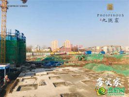 金都九珑宸实景图(2020.12.21)