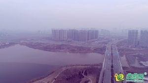 北湖十六峯实景图(2021.1.5)