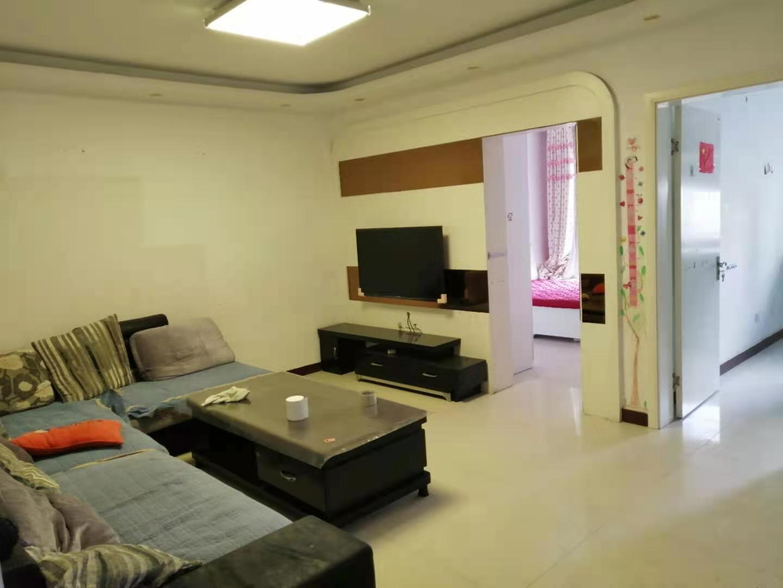 紫薇苑精装两居室老证可贷款看房方便