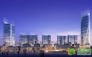 环球中心   6.2米层高loft稀世发售