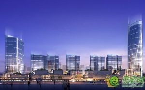 环球中心   人民路大剧院正对面,住宅办公即买即住