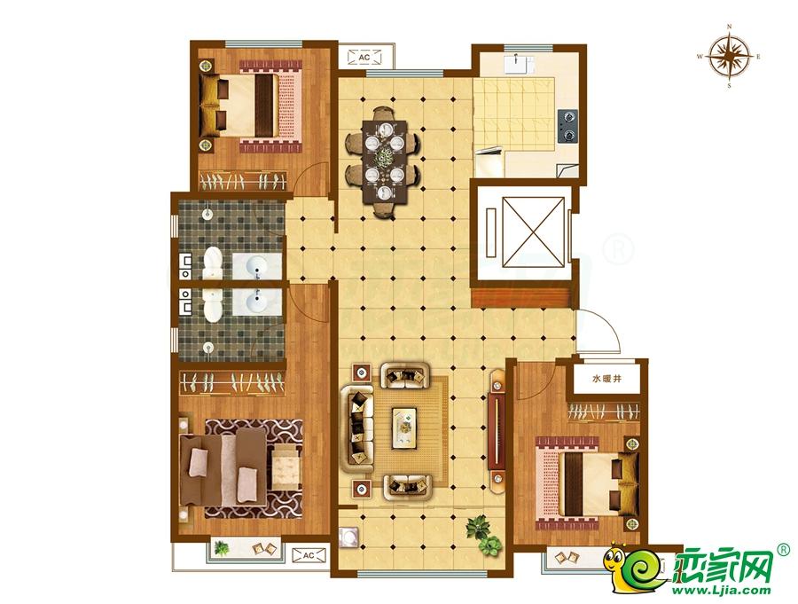 2021年大三居户型将会是邯郸楼市主流趋势