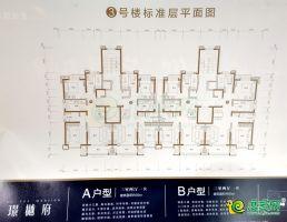 3号楼平面图