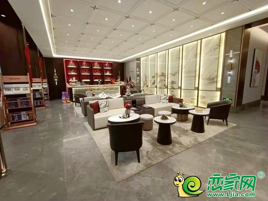 天正·凤麟东院会客厅(2021.3.6)