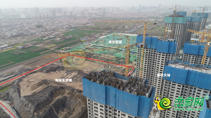 邯郸土地市场首次限地价,挂牌两宗共146亩住宅用地