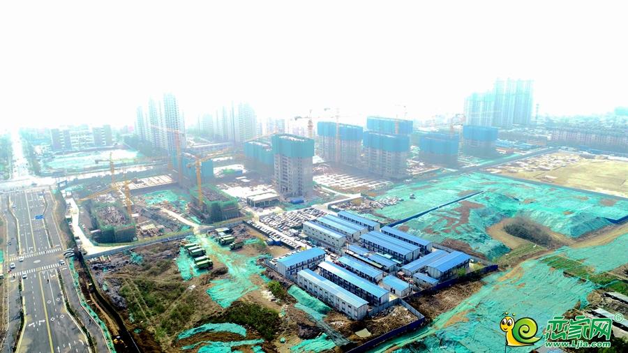美的·锦观城实景图(2021.04.07)
