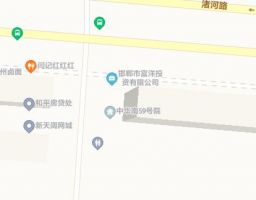 中华路与渚河路交叉口