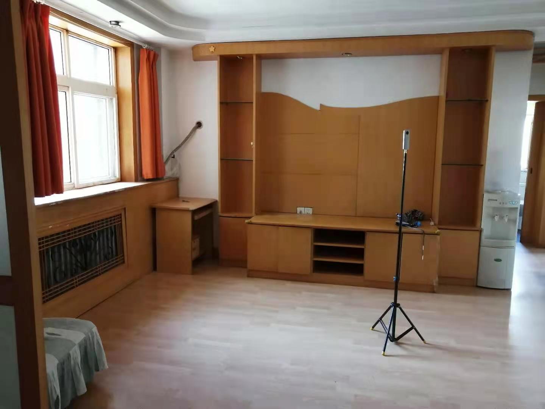 广安小区 95平三室 全明户型 送地下室 钥匙房
