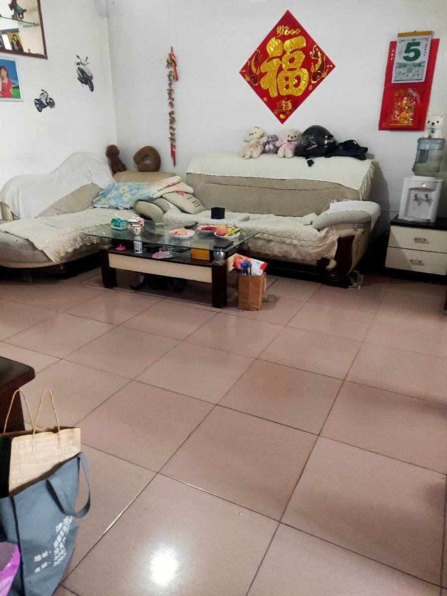 美乐城附近旭升园4层3室2厅1卫老证  可贷款带小房真实图片