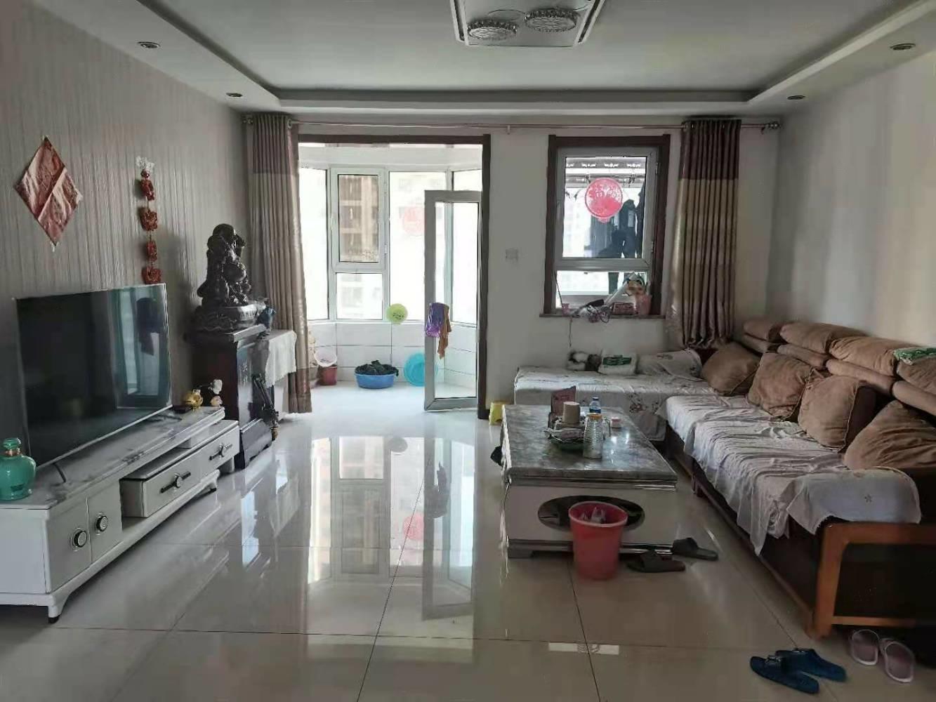 美食林未来石附近赵都新城 3室 南北通透 老证 能贷款