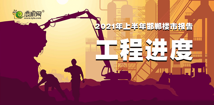 2021年上半年邯郸楼市报告之进度篇—恋家网出品