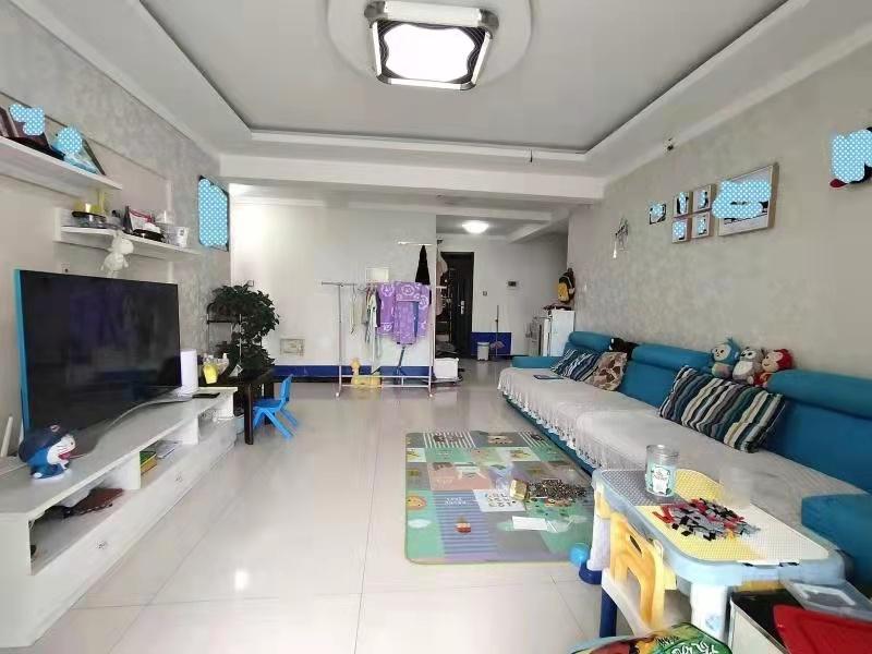 天澤園小區精裝兩居室送地下室