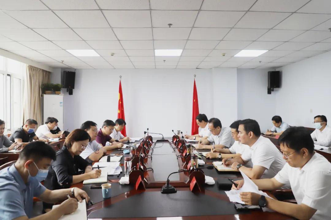 张永新到邯郸复兴区调研义务教育和校园安全管理工作