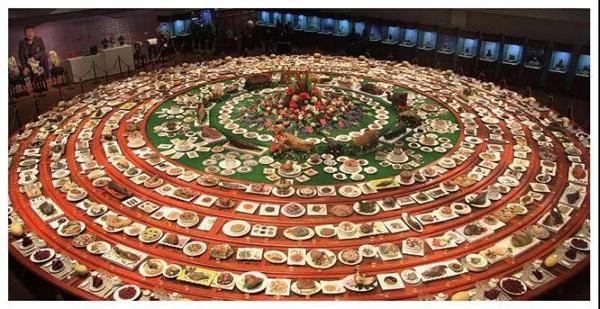 创宇·东望   美味大作战,一场穿越千年的宫廷盛宴