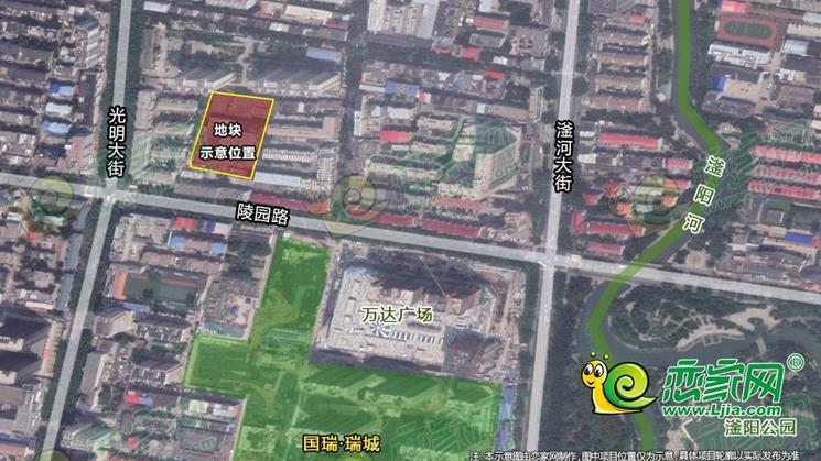 起拍价7160万元,邯郸市第二色织厂地块挂牌出让