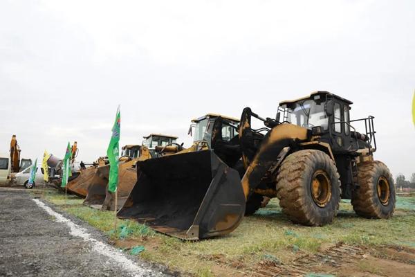 总投资41.42亿元!肥乡11个重点项目开工!